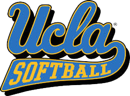 UCLA Softball Logo