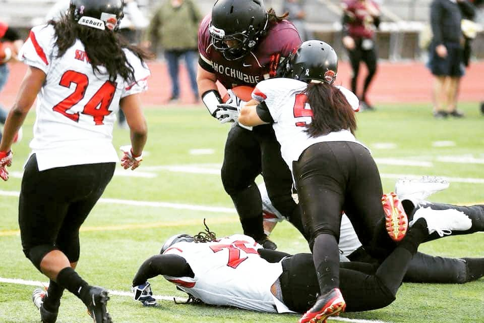 73549dc1 Los Angeles Warriors (Women's Full-Tackle Football) To Play For ...